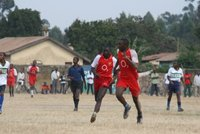 Football in Kabale